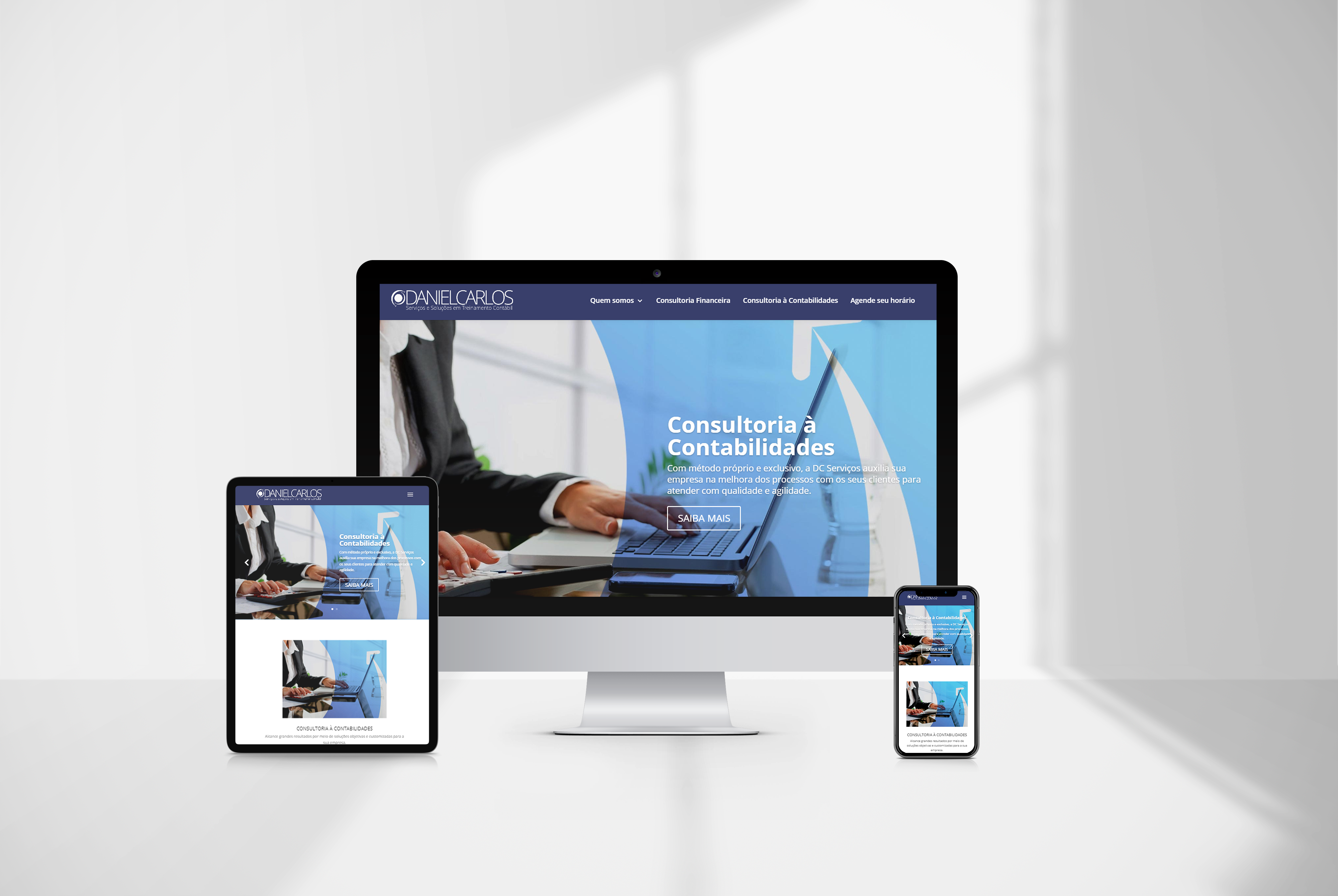criacao de sites daniel carlos - agencia de marketing digital casanova digital