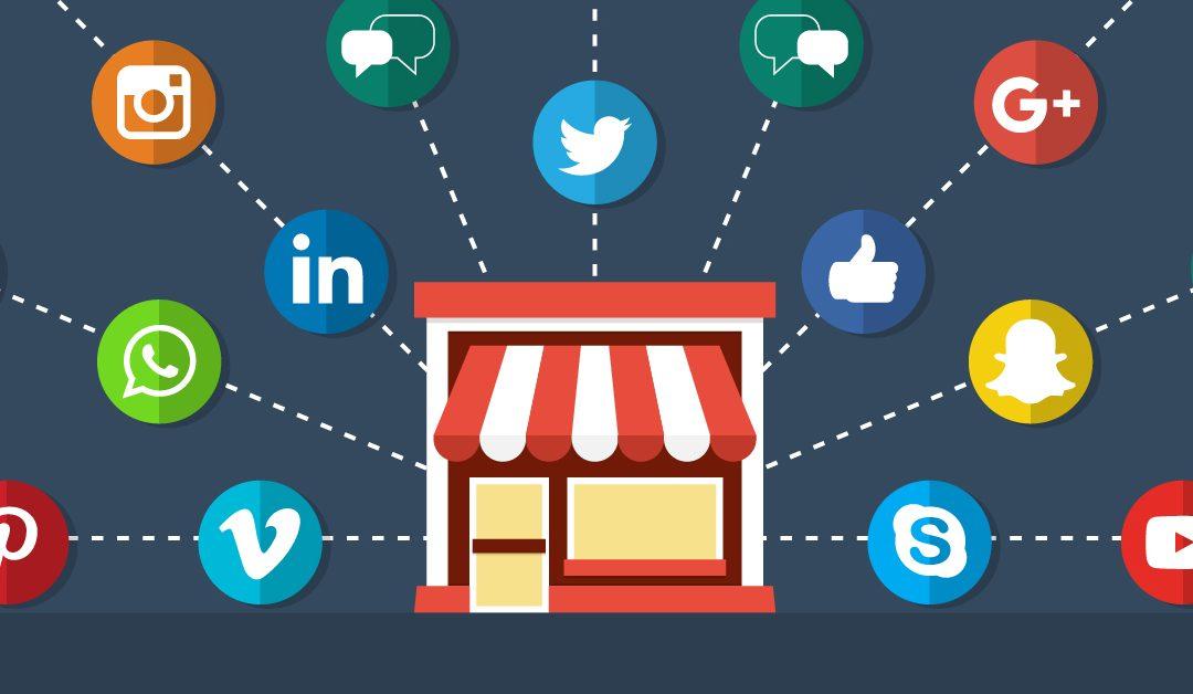 5 vantagens das redes sociais para sua empresa!!